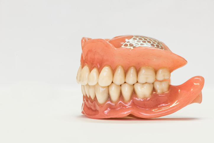 Dental Dentures in Spokane Valley, Washington with Coulter Family Dentistry